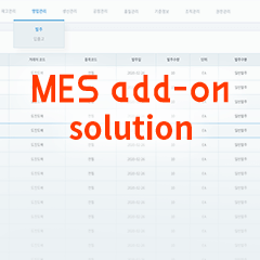 MES add-on solution for upgrading instrument shaft smart factories